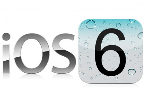 Neue Funktionen in iOS 6