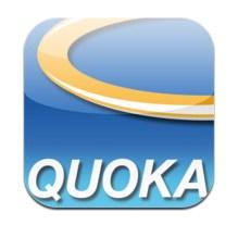 iPhone-App von Quoka