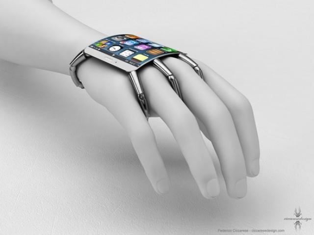 Irrsinniges Gerücht: iPhone 5 als Armbanduhr