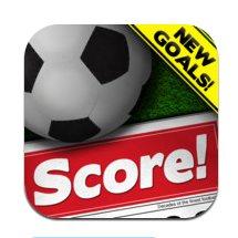 App der Woche: Score Classic Goals