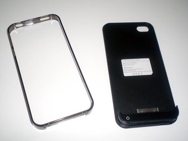 Shop4iPhones-Hauptthema: Power Case von AVVY.de im Test