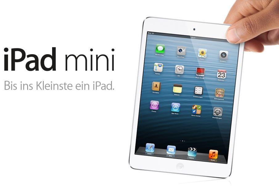 Erster Werbespot zum iPad Mini