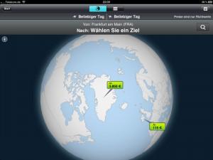 Skyscanner-App: Die Welt erkunden (2)