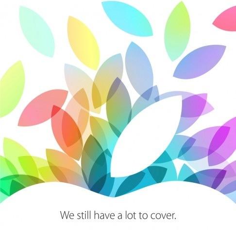 Einladungen für geheimen Apple Event am 22. Oktober verschickt
