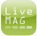 Platz 9: LiveMag iPad-App