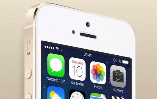 iPhone 5S dank Sensor-Fehler unbenutzbar