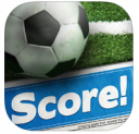 Platz 10: Score Classic Goals iPad-App