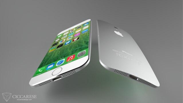 Sieht so das Design des iPhone 6 aus?