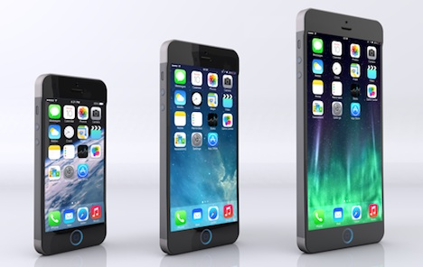 iPhone 6 Design im Vergleich