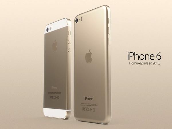 So könnte das iPhone 6 aussehen